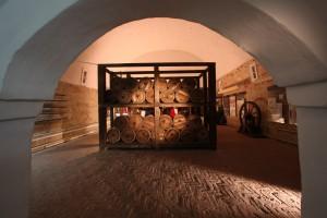 Экспозиция Пороховой погреб1