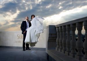 свадьба осенью в Азове