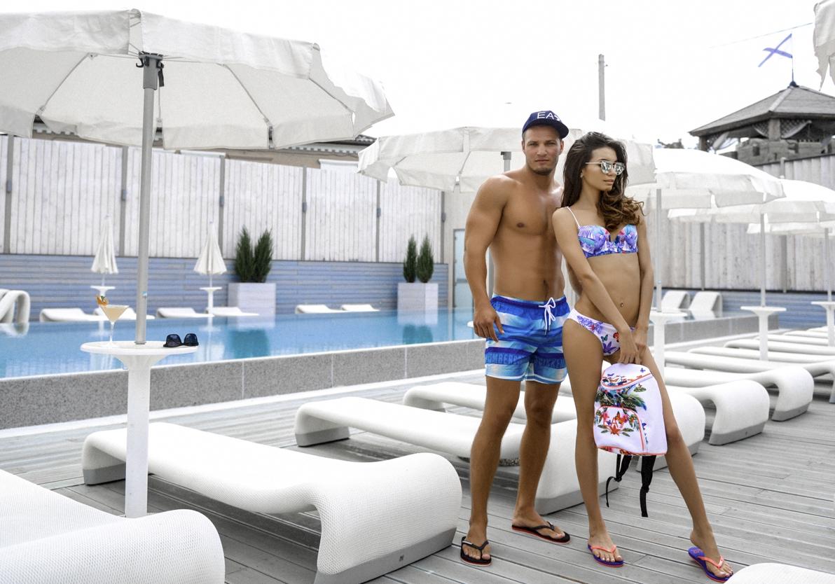 Открытый бассейн в SOHO GRAND HOTEL - 20 минут от Ростова-на-Дону