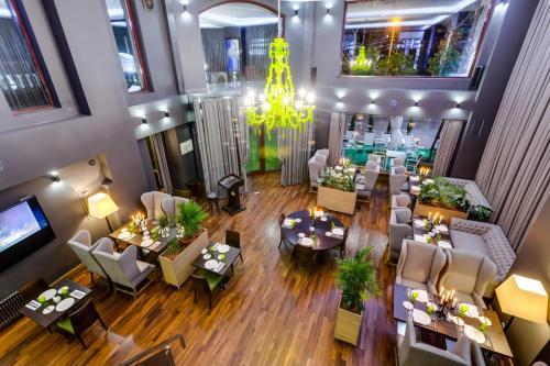 Общая ресторанная зона