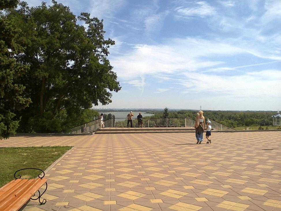 Смотровая площадка