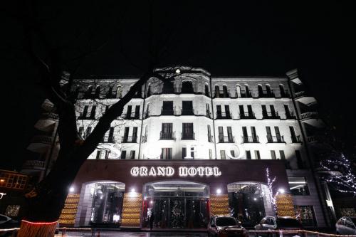 New Year 2019 Soho Grand Hotel 2